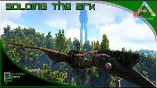 ARK: HOW TO TAME A QUETZAL SOLO - THE 3 BEST WAYS - 2018 Free