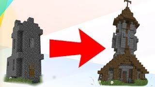 Download How To TRANSFORM - Minecraft Village Church! Video
