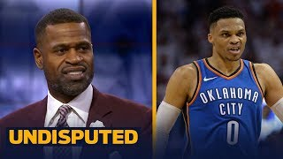 Download Stephen Jackson on who's to blame for Thunder's early exit in 2018 NBA playoffs | NBA | UNDISPUTED Video