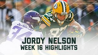 Download Jordy Nelson Goes Off for 154 Yards & 2 TDs! | Vikings vs. Packers | NFL Week 16 Player Highlights Video