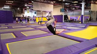 Download INSANE TRAMPOLINE PARK Video