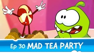 Download Om Nom Stories: Mad Tea Party (Episode 30, Cut the Rope: Magic) Video
