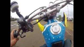Download DONI NEVES leme sp renan prado em wheeling 2016 Video