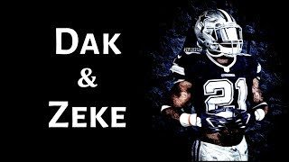 Download Dallas Cowboys || Dak Prescott & Ezekiel Elliot - Stars ᴴᴰ Video