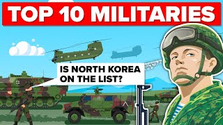 Download 10 Most Powerful Militaries in 2018 - Military / Army Comparison Video