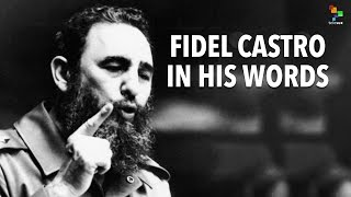 Download Fidel Castro in his Words Video