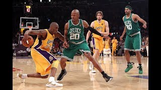 Download Kobe Bryant Top 50 Crossovers&Handles of His Career Video