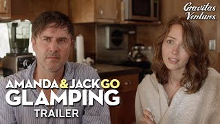 Download Amanda & Jack Go Glamping I Amy Acker | David Arquette | Trailer Video