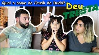 Download DEU TRETA - QUEM ME CONHECE MAIS? - QUAL O NOME DO MEU CRUSH? Video