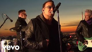 Download U2 - Invisible (Live on The Tonight Show) Video