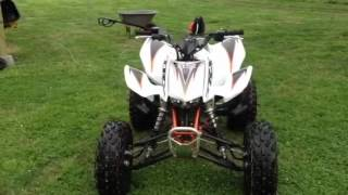 Download 2012 Honda trx 450r Video