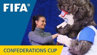 Download FIFA Confederations Cup Russia 2017 - Official Draw - Behind the scenes Video