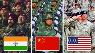 Download 10 Most Powerful Militaries In The World Video