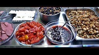 Download Traditional Turkish Breakfast Varieties 2 Video