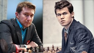 Download 2016 FIDE World Chess Championship   Magnus Carlsen vs. Sergey Karjakin - Game 12 Video