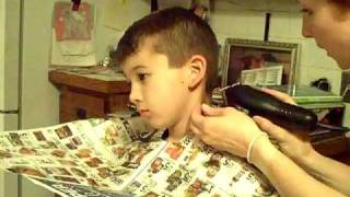 Download Home Haircut for Boys Part 2 Video