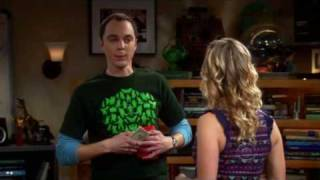 Download The Big Bang Theory - Sheldon lends Penny money Video