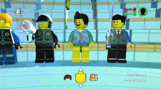 Download How to Create a Custom Character on Lego Movie Videogame Video