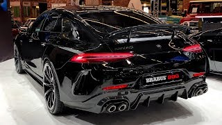 Download 2020 BRABUS 800 Mercedes-AMG GT 63 S - Interior and Exterior Details Video
