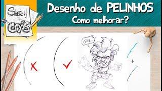 Download O desenho de ″PELINHOS″, como MELHORAR? - Sketch Crás Video