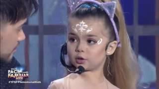 Download Xia Vigor as Ariana Grande: Break    Your Face Sounds Familiar Kids Video