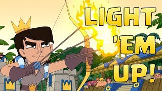 Download Clash-A-Rama: Archer Departure (Season Finale) Clash of Clans Video