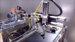 Download Top rated 5 axis CNC router High Precision Low cost Video