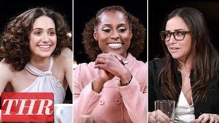 Download THR Full Comedy Actress Roundtable: Emmy Rossum, Issa Rae, Pamela Adlon, America Ferrera & More! Video