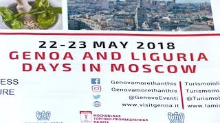Download Genoa and Liguria Days in Moscow Video