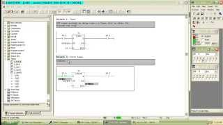 Download Tutorial of Siemens step 7 PLC programming using simatic manager : Timers Video