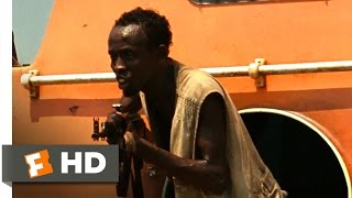 Download Captain Phillips (2013) - Not Here to Negotiate Scene (8/10) | Movieclips Video