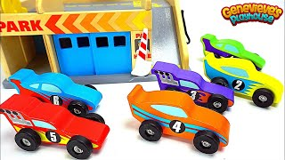 Download Best Learning Video For Kids: Play with Toy Cars for Kids! Learn Colors Counting with Genevieve! Video