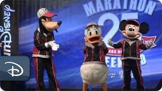 Download 25th Anniversary Walt Disney World Marathon Weekend Highlights Video