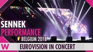 Download Sennek ″A Matter of Time″ (Belgium 2018) LIVE @ Eurovision in Concert 2018 Video