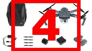 Download 4 Reasons NOT To Get The Fly More Combo   DJI Mavic Pro comparison Video