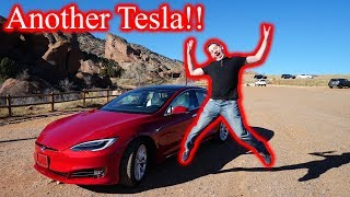 Download ANOTHER TESLA DELIVERY!!!! 4th Delivery! Video