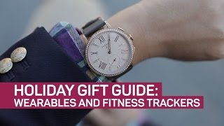 Download Give the gift of wearables and fitness trackers Video