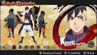 Download เเจกสกิน kawaki vs Boruto Naruto Shippuden Ultimate Ninja Impact (mod) Video