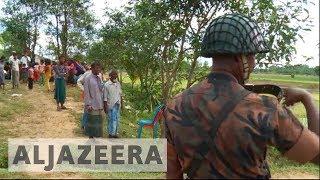 Download Bangladesh sends Rohingya refugees back Video