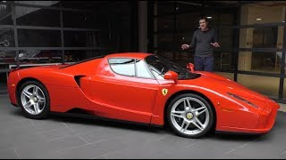 Download Here's a Tour of a $3 Million Ferrari Enzo Video