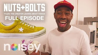 Download Tyler the Creator Makes Sneakers | Nuts + Bolts Episode 2 Video