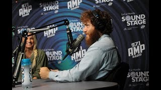 Download AMP Morning Show Interviews Mike Posner - FULL INTERVIEW Video