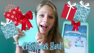 Download What I Got For Christmas Haul 2016 | Opening a Hatchimal | Hopes Vlogs Video