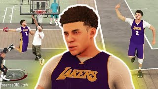 Download LONZO BALL LAKERS MIXTAPE NBA 2K17 Video
