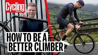Download How to become a better climber | Operation Hill Climb | Cycling Weekly Video