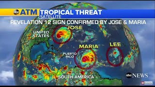 Download Mocking the REVELATION 12 SIGN | Hurricanes MARIA & Jose CONFIRM Sep 23, 2017 Video