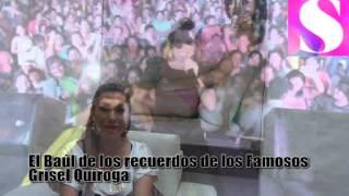 Download El Baúl de los Recuerdos de los Famosos: Grisel Quiroga Video