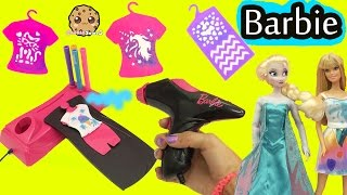 Download Airbrush Designer Maker - Make Custom Doll Clothing for Barbie + Disney Frozen Queen Elsa Video