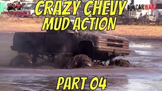 Download CRAZY CHEVY MEGA TRUCK MUDDING ACTION BEST OF PART 04 Video