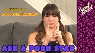 Download Ask A Porn Star: Does Size Matter? Video